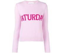 'Saturday' Pullover