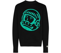 'Astro' Sweatshirt mit Logo-Print
