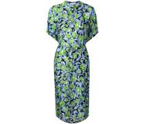 'Dipha' Kleid mit Blumenmuster