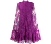 Kleid im Cape-Stil