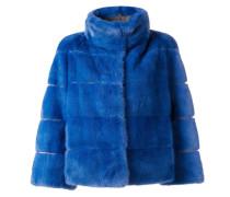 short fur jacket