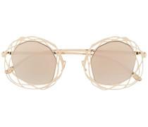 Runden Sonnenbrille