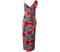 Asymmetrisches 'Flamenco'-Kleid