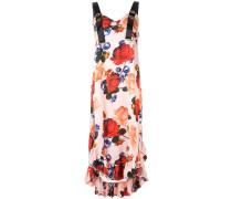 'Florence' Kleid mit Kreuzriemen