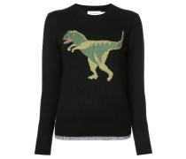'Rexy' Intarsien-Pullover