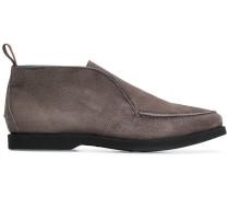 Loafer mit hohem Schaft