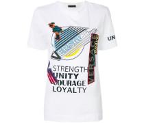 Manifesto print T-shirt