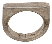 'Plate Single' Ring