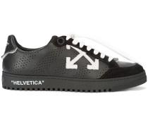 'Helvetica' Sneakers