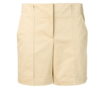 Hoch sitzende Shorts