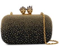 Verzierte 'Queen & King' Clutch