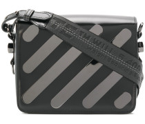 Handtasche mit Schild