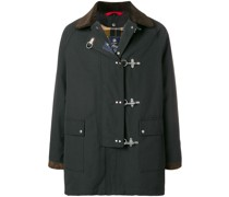 toggle fastening jacket