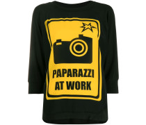 'Paparazzi at Work' T-Shirt