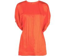 Kleid mit Knitteroptik