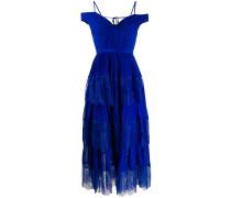 Kleid mit Bardot-Ausschnitt