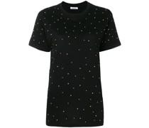 P.A.R.O.S.H. T-Shirt mit Nieten