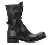 7-Hole lace-up boots
