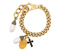 multi-charm bracelet