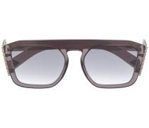 Futuristische Brille