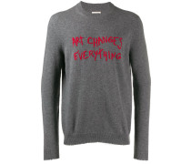'Art Changes Everything' Pullover