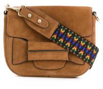 embroidered strap Ali mini bag