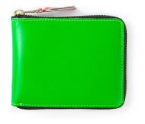 'Super Fluo' wallet