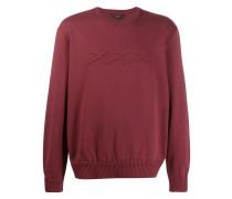 """Sweatshirt mit """"XXX""""-Print"""