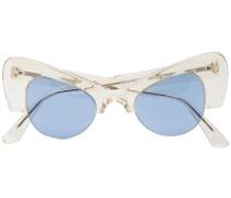 'Emma' Cat-Eye-Sonnenbrille