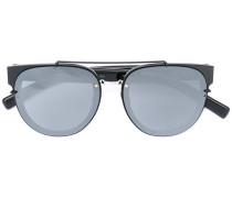 Pilotenbrille mit doppeltem Steg