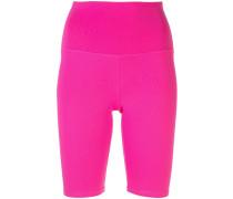 Shorts im Biker-Look