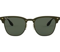 'Blaze Clubmaster' Sonnenbrille