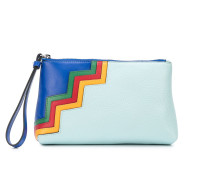 Clutch in Colour-Block-Optik