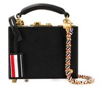 Micro-Tasche aus Leder