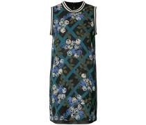 rose print dresss