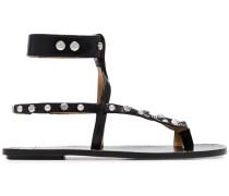 'Engo' Sandalen mit Nieten