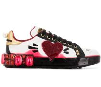 'Heart Plain' Sneakers