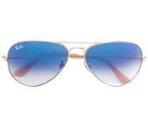 Pilotenbrille mit 'Aviator'-Design