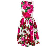 'Rachel' Kleid mit Blumen-Print
