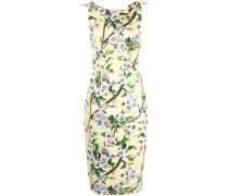 'Monroe' Kleid mit Blumen-Print