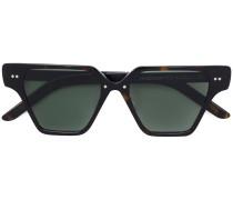Sonnenbrille mit eckiger Form