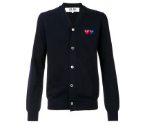'Double Heart' Cardigan