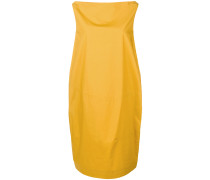 square neck sleeveless dress