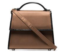 Handtasche in Satinoptik