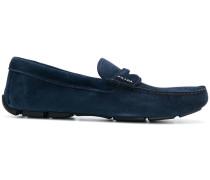 classic Saffiano loafers