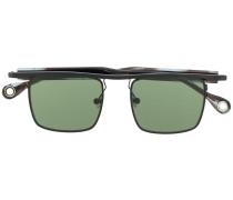 Eckige 'Karma' Sonnenbrille
