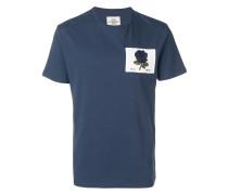 T-Shirt mit Rose