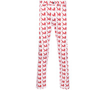 'Brooke Shields' Jeans mit hohem Bund