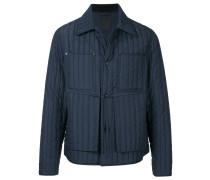 Gesteppte Workwear-Jacke