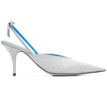 'Knife' Slingback-Pumps